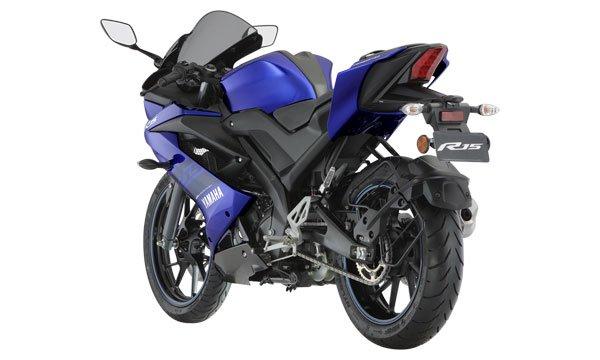 Yamaha R15 v3 / ACI Motors Limited