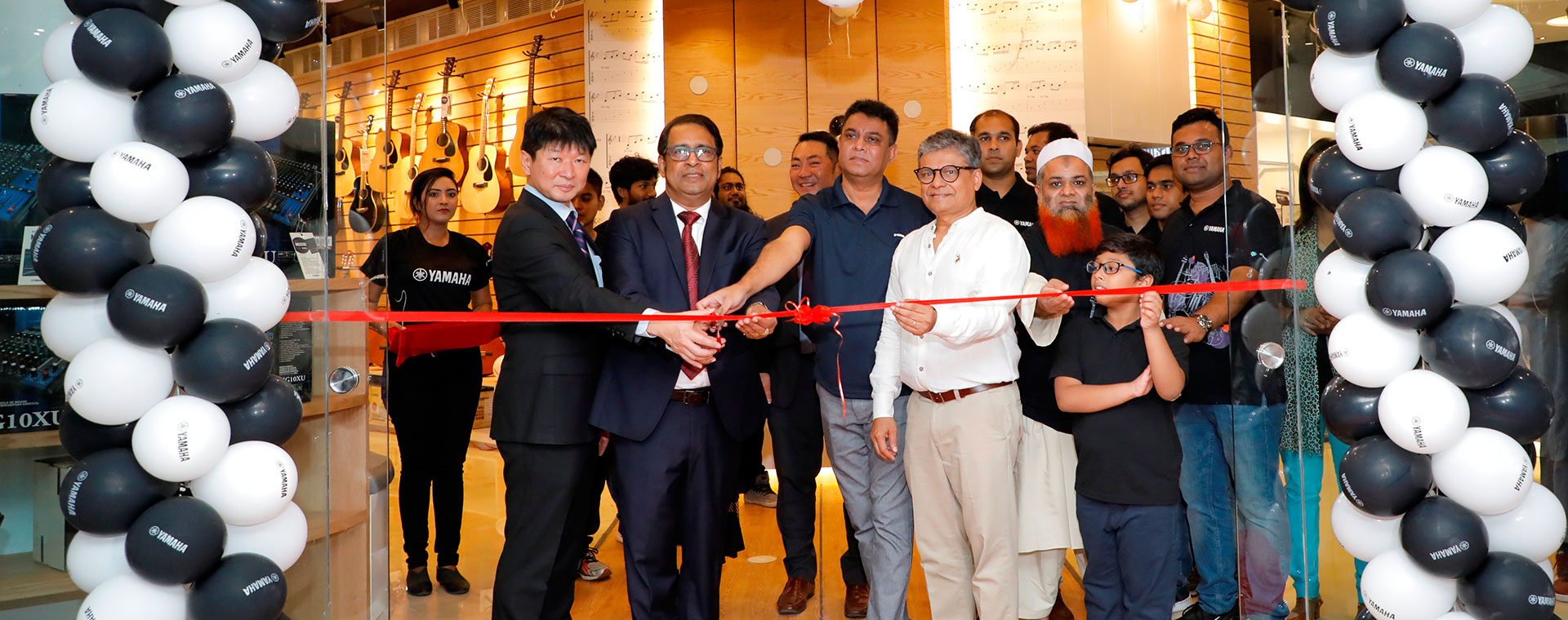 Yamaha Music Officially Launched in Bangladesh: Revolution through Music
