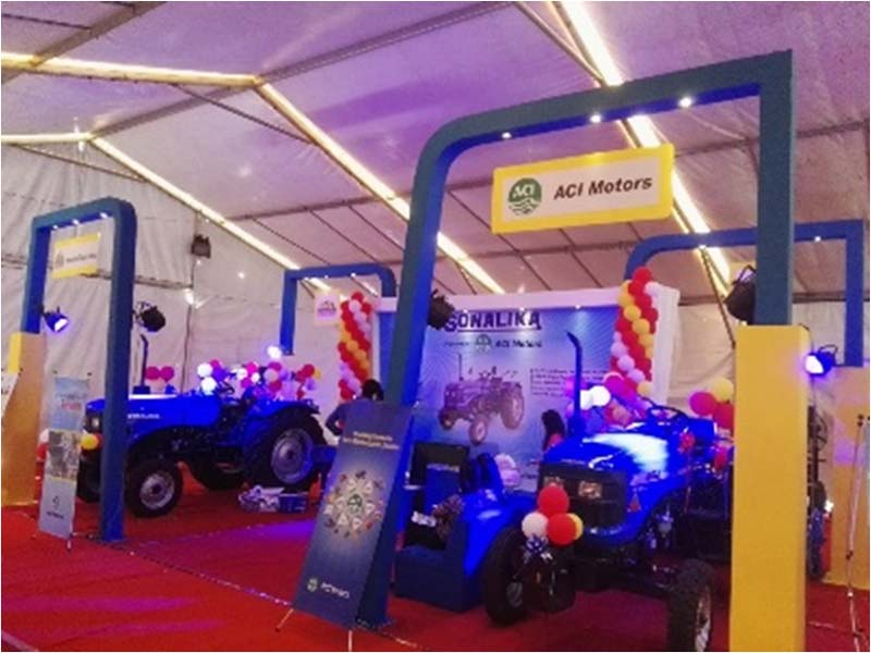 Participation in Agro-Tech Exhibitions