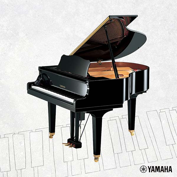"Became Distributor of ""YAMAHA Music"""
