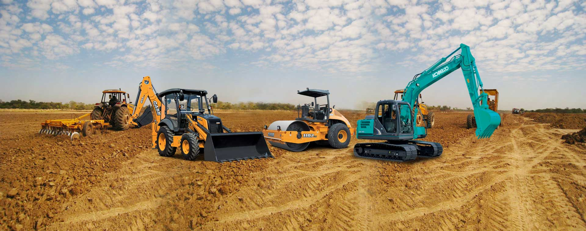 Productive and Rugged Machines for Compaction Uses in Construction