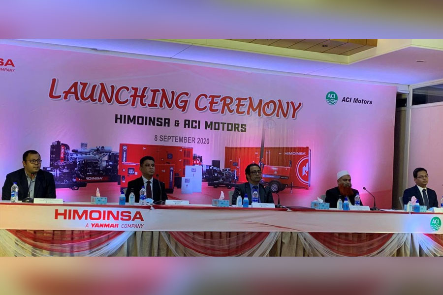 ACI Motors and HIMOINSA hold signing ceremony